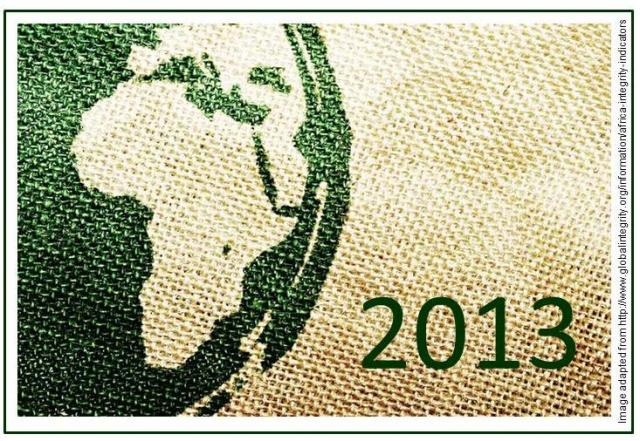 2013 - an African perspective